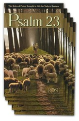 Psalm 23 Pamphlet - 5 Pack