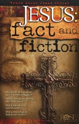 Jesus: Fact and Fiction, Pamphlet