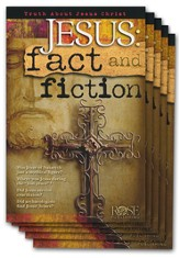 Jesus: Fact & Fiction Pamphlet - 5 Pack