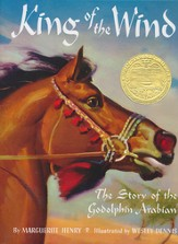 King of the Wind: The Story of the Godolphin Arabian, Hardcover