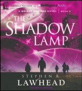 #4: The Shadow Lamp - unabridged audio book on CD