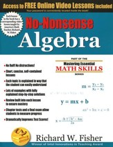 No-Nonsense Algebra