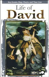 Life of David Pamphlet - 5 Pack
