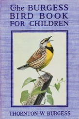 The Burgess Bird Book for Children - eBook