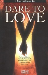 Dare to Love: 1 Corinthians 13 (10 Pack)