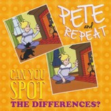 Pete and Repeat: Can You Spot the Differences