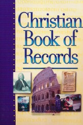 Christian Book of Records - Slightly Imperfect
