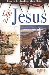 Life of Jesus Pamphlet - 5 Pack