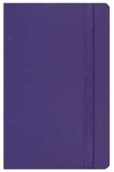 Ruled Journal, Grape, Flexicover, Small