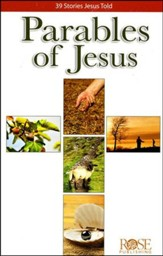 Parables of Jesus Pamphlet - 5 Pack