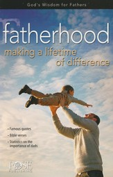 Fatherhood: Making a Lifetime of Difference, 10-pack