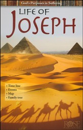 Life of Joseph, Pamphlet  - Slightly Imperfect