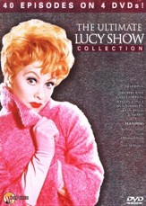 The Ultimate Lucy Show Collection, 4-DVD Set