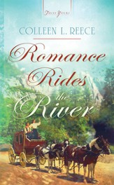 Romance Rides the River - eBook
