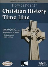 Christian History Time Line - PowerPoint [Download]