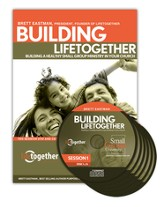 Building Lifetogether In Your Church Ministry Kit DVD Set and Guidebook