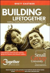 Building Lifetogether In Your Church Ministry DVD/CD Set