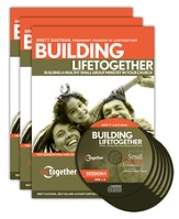 Building Lifetogether In Your Church Ministry Church Kit Leaders Kit (3 Complete kits)