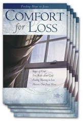 Comfort for Loss Pamphlet - 5 Pack