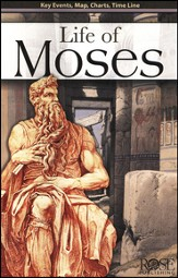The Life of Moses, Pamphlet