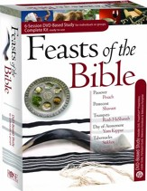 Feasts of the Bible DVD Curriculum Kit