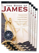 The Book of James, Pamphlet - 5 Pack