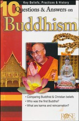 10 Questions & Answers on Buddhism Pamphlet