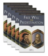 Free Will vs. Predestination Pamphlet - 5 Pack