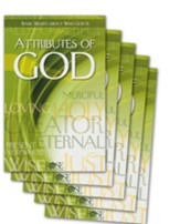 Attributes of God, Pamphlet - 5 pack