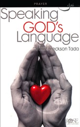 Prayer: Speaking God's Language, Pamphlet