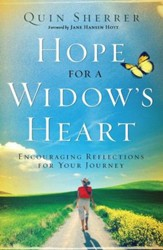 Hope For A Widow's Heart: Encouraging Reflections For Your Journey - eBook