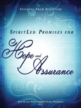 Spirit-Led Promises for Hope and Assurance