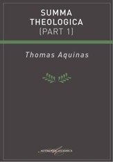 Summa Theologica (Part 1) - eBook