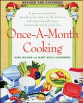 Once-A-Month Cooking, Revised and Expanded