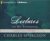 Lectures to My Students - unabridged audio book on CD