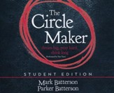 The Circle Maker Student Edition: Dream big, Pray hard, Think long. - unabridged audio book on CD