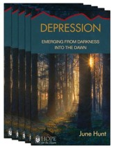 Depression: Emerging from Darkness into the Dawn - 5 Pack