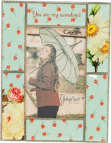 You Are My Sunshine, Glass Photo Frame