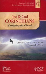 1st and 2nd Corinthians: Correcting the Church [The Easy-to-Read Devotional Commentary]