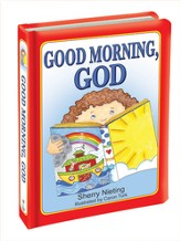 Good Morning, God Board Book
