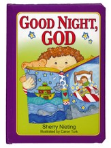 Good Night, God Board Book