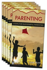 Parenting: Steps for Successful Parenting - 5 Pack