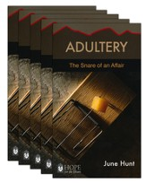 Adultery: The Snare of an Affair - 5 Pack