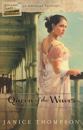 Queen of the Waves, American Tapestries Series #1