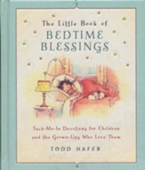 The Little Book of Bedtime Blessings: Tuck-Me-In Devotions for Children and the Grown-Ups Who Love Them (slightly imperfect)