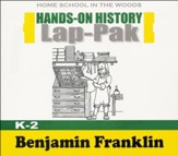 Hands-On History Lap Pak on CD-ROM: Benjamin Franklin (Grades K-2)