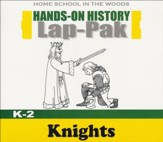Hands-On History Lap Pak on CD-ROM: Knights (Grades K-2)