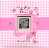 Our Baby Girl Photo Album, Pink