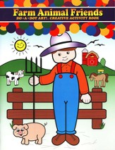 Farm Animal Friends: A Do-A-Dot Art! ™ Creative Activity  Book