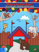 Who's in the Zoo? A Do-A-Dot Art! ™ Creative Activity  Book